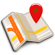 Map of Morocco offline