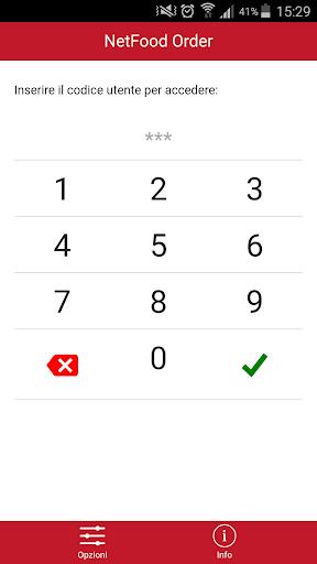 netfood order screenshot 1
