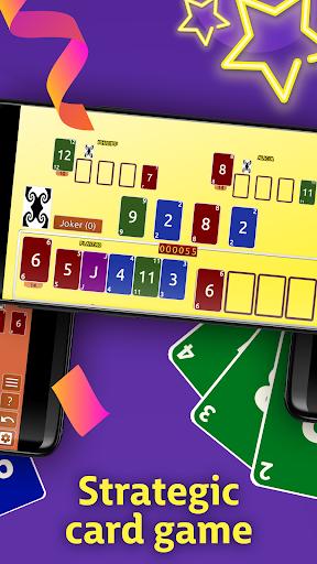 Super Skido Spite & Malice free card game 14.3 screenshots 2