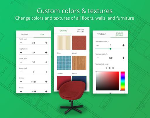Planner 5D - Home & Interior Design Creator 1.25.2 Screenshots 11