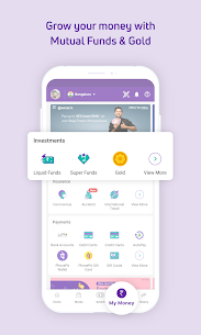 PhonePe – UPI, Recharges, Investments & Insurance 4
