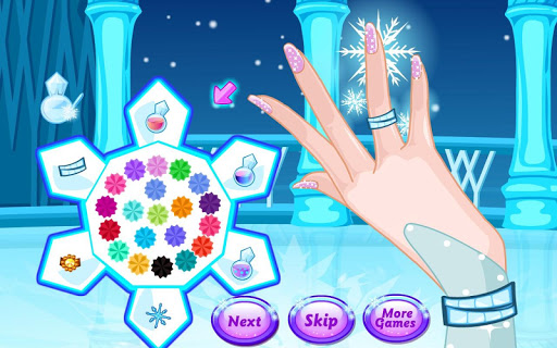 Ice Queen Beauty Salon 1.0.1 screenshots 9