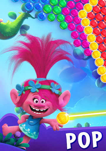 DreamWorks Trolls Pop: Bubble Shooter & Collection  screenshots 9