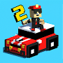 Smashy Road: Wanted 2 icon