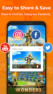 XRecorder – Screen Recorder Mod Apk (Pro Unlocked) 2