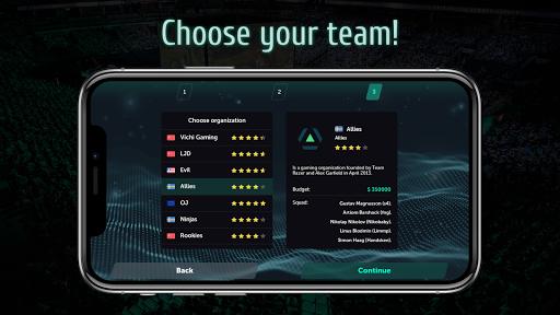 Esports Manager Simulator  screenshots 11