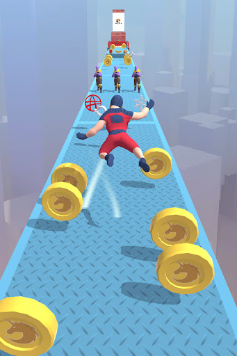 Superhero Run - Epic Transform Race 3D  screenshots 10