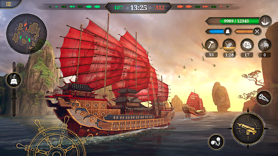King of Sails: Batallas navales 4