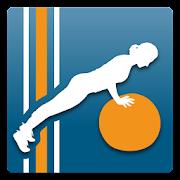 Virtual Trainer Gym Ball