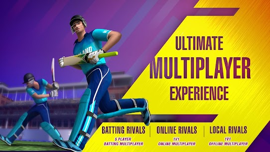 World Cricket Championship 2 Mod Apk Download Free 2