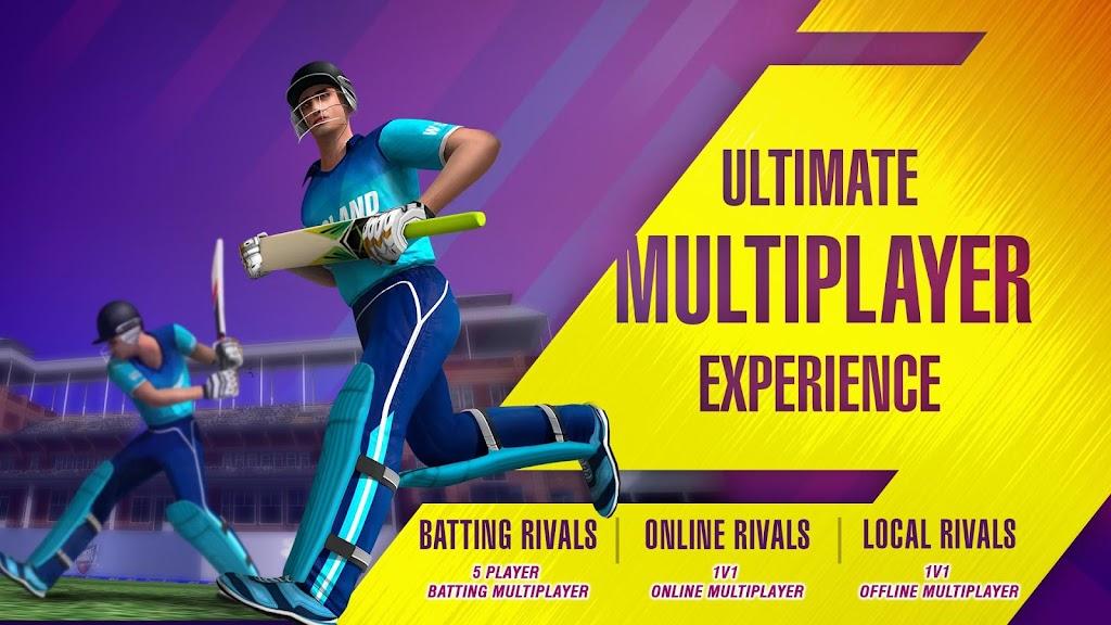 World Cricket Championship 2 - WCC2  poster 1