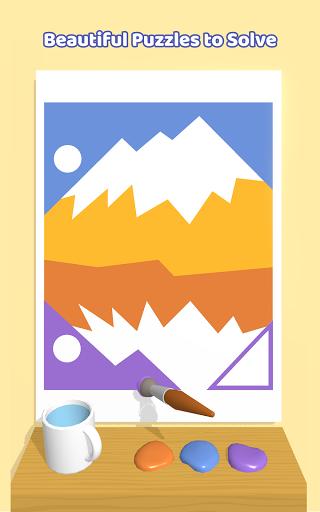 Paint Puzzle screenshots 9