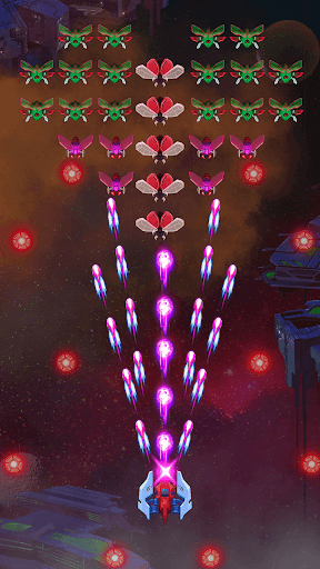 Space Shooter - Arcade 2.4 screenshots 4