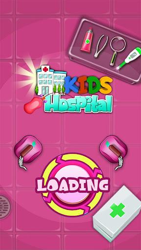 Doctor Games For Girls - Hospital ER apkpoly screenshots 7