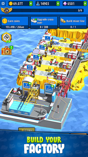 Idle Inventor - Factory Tycoon  screenshots 5