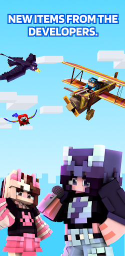 Download Mods Maps Skins for Minecraft mod apk