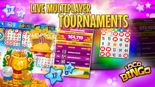 Loco Bingo FREE Games - Bingo LIVE Casino Slots  screenshots 20
