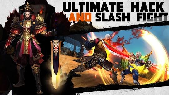 Dynasty Blades: Warriors MMO Mod Apk 3.7.7 (God Mode) 8