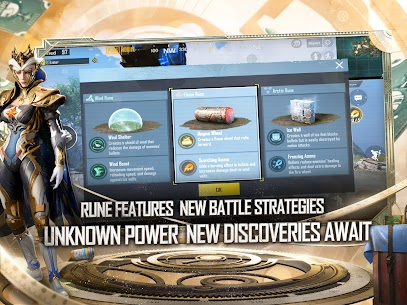 PUBG MOBILE – RUNIC POWER Apk Mod + OBB/Data for Android. 5