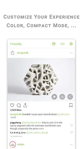 Friendly IQ - Smart tools for your social accounts apktram screenshots 5