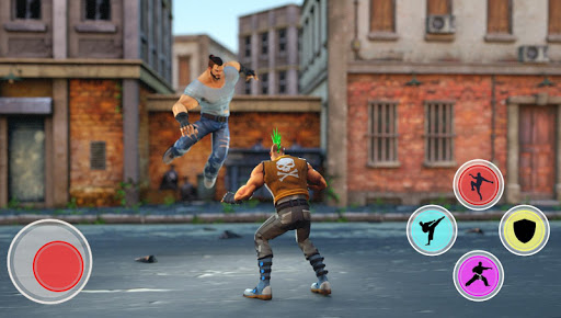 Final fight: martial arts kung fu street fight  Pc-softi 2