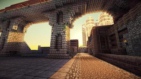 mega craft: expansion world 3d hack