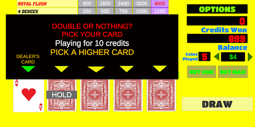 Deuces Wild - Video Poker 1.9 screenshots 5