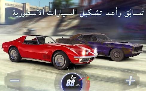 تحميل لعبة CSR Racing 2 مهكرة للاندرويد [آخر اصدار] 1