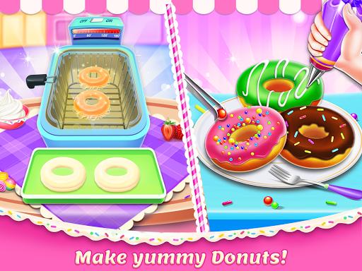 Sweet Bakery Chef Mania: Baking Games For Girls 2.8 Screenshots 9