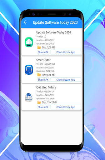 Check - Update Software Today  screenshots 5