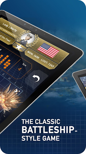 Fleet Battle - Sea Battle Screenshots 14