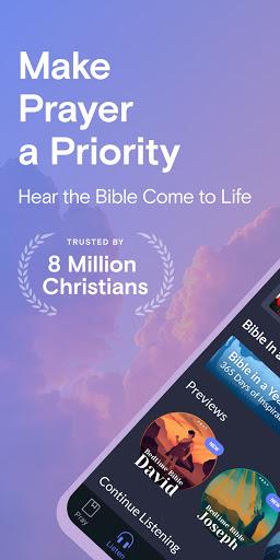 Pray.com Daily Prayer & Bedtime Bible Stories android2mod screenshots 1