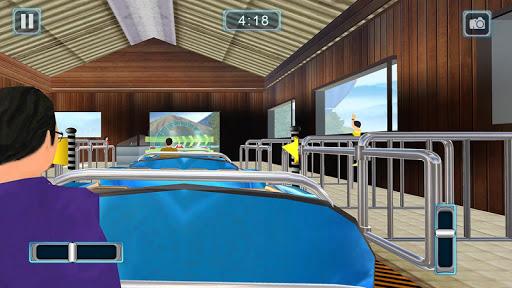 Reckless Roller Coaster Sim: Rollercoaster Games  screenshots 7