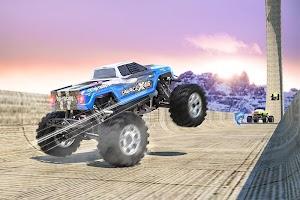 Extreme Monster Truck Stunt:US Monster Racing 2020