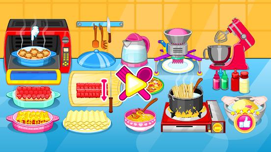 Cooking Games - Cook Baked Lasagna 8.641 screenshots 1