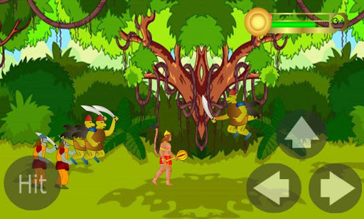 Hanuman the ultimate game apktram screenshots 5
