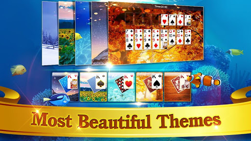 FreeCell Solitaire  screenshots 24