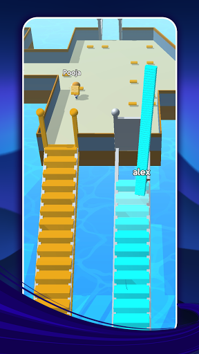 Bridge Run: Stairs Build Competition screenshots 7