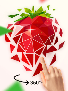LoPoly –  Puzzle art game