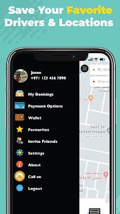 RSL APP - Car booking Service