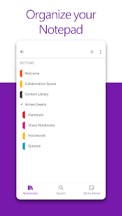 Microsoft OneNote: Save Ideas and Organize Notes 3