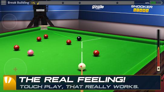 Snooker Stars 3D Online Sports Game Hileli Apk Güncel 2021** 2