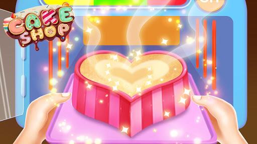 ud83eudd24ud83cudf70 Cake Shop  - Bake & Decorate Boutique 3.7.5038 screenshots 5