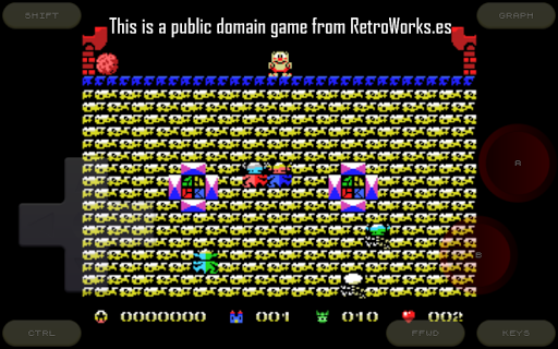 fMSX - Free MSX Emulator  screenshots 10
