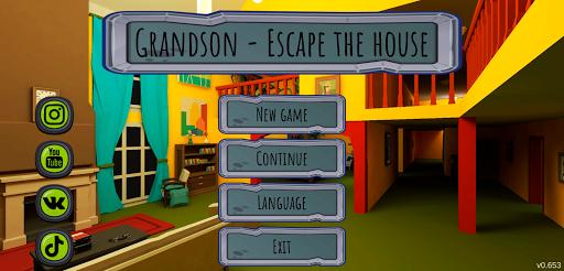 Grandson - Escape The House  Pc-softi 6