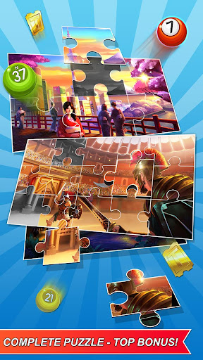 Bingo Adventure-Free BINGO Games &Fun Bingo Cards 2.4.0 screenshots 4