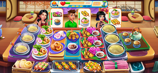 Cooking Love - Crazy Chef Restaurant cooking games 1.1.0 screenshots 3
