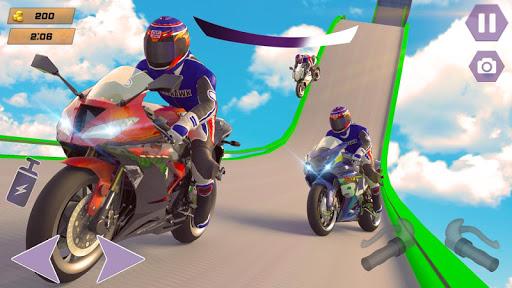 GT Racing Bike Drive Challenge  screenshots 3