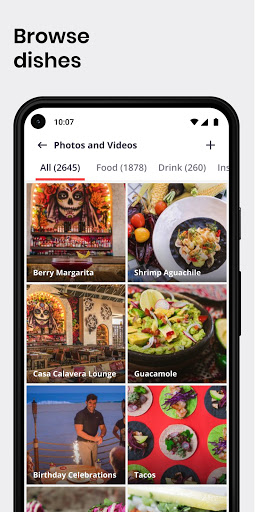Yelp: Food, Delivery & Reviews screenshots 3