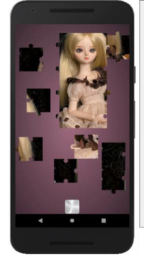 Cute Dolls Jigsaw And Slide Puzzle Game 1.47.2 Screenshots 19